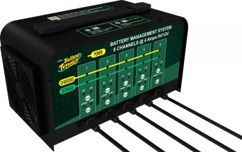 BATTERY TENDER - 5 BANK BATTERY CHARGER - 56-1090