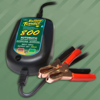 BATTERY TENDER - 800 WATERPROOF 12V CHARGER - 56-1131