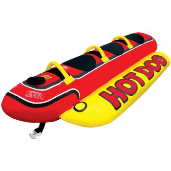 Airhead Hot Dog 3 Person Towable Tube