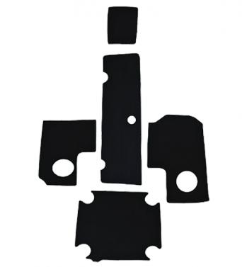 2011-2012 AR190 Elite Interior Mat Kit